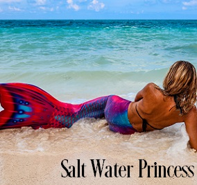 Salt Water Princess Fragrance Oil 20274