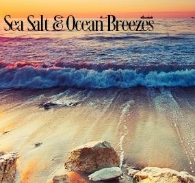 Sea Salt and Ocean Breezes Fragrance Oil 20287