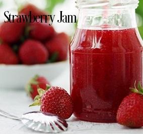 Strawberry Jam Fragrance Oil 20317