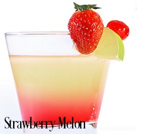 Strawberry Melon Fragrance Oil 20319