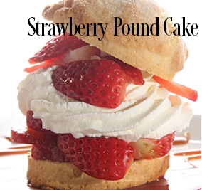 Strawberry Pound Cake* Fragrance Oil 20321