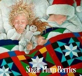 Sugar Plum Berries Fragrance Oil 20328