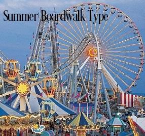 Summer Boardwalk* Fragrance Oil 20330
