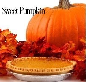 Sweet Pumpkin Fragrance Oil 20337