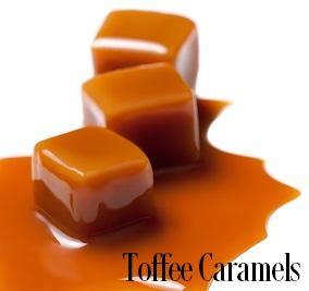 Toffee Caramels Fragrance Oil 20342