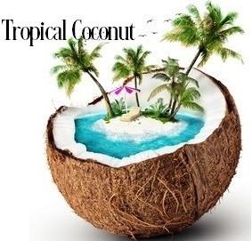 Tropical Coconut Fragrance Oil 20343
