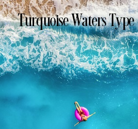 Turquoise Waters* Fragrance Oil 20344