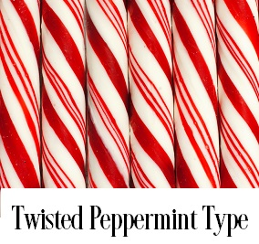 Twisted Peppermint* Fragrance Oil 20348