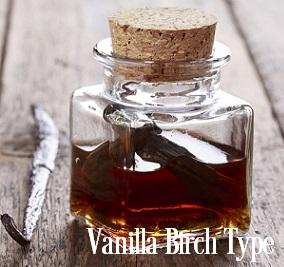 Vanilla Birch Fragrance Oil 20360