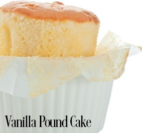 Vanilla Pound Cake Fragrance Oil 20366