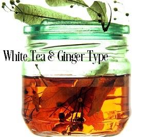 White Tea And Ginger* Fragrance Oil 20386