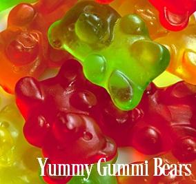 Gummi Yummy Bears Fragrance Oil 20053